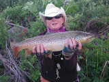 Guide School Brown Trout